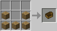 Minecraft Boat Crafting Recipe